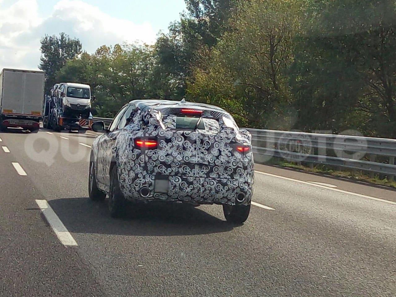 Alfa Romeo StelvioGli avvistamenti dei nostri lettori