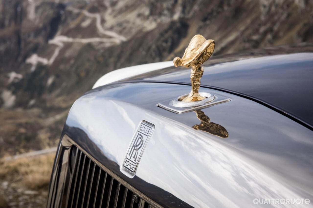 Rolls-Royce - Dal 2040 solo auto elettriche