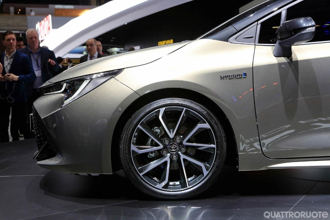 Toyota Richiamo Per 2 43 Milioni Di Ibride Quattroruote It