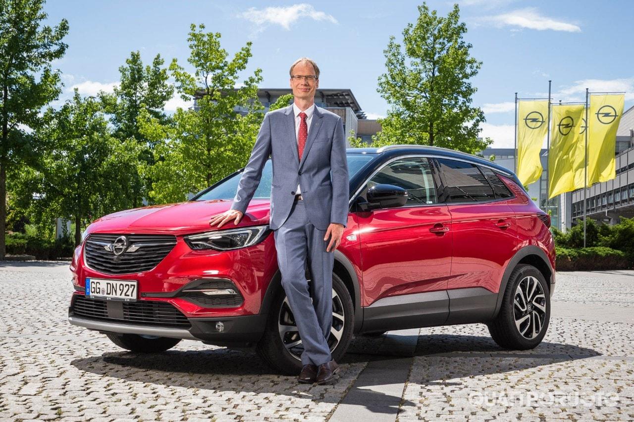 Opel - Confermata l'elettrificazione della gamma