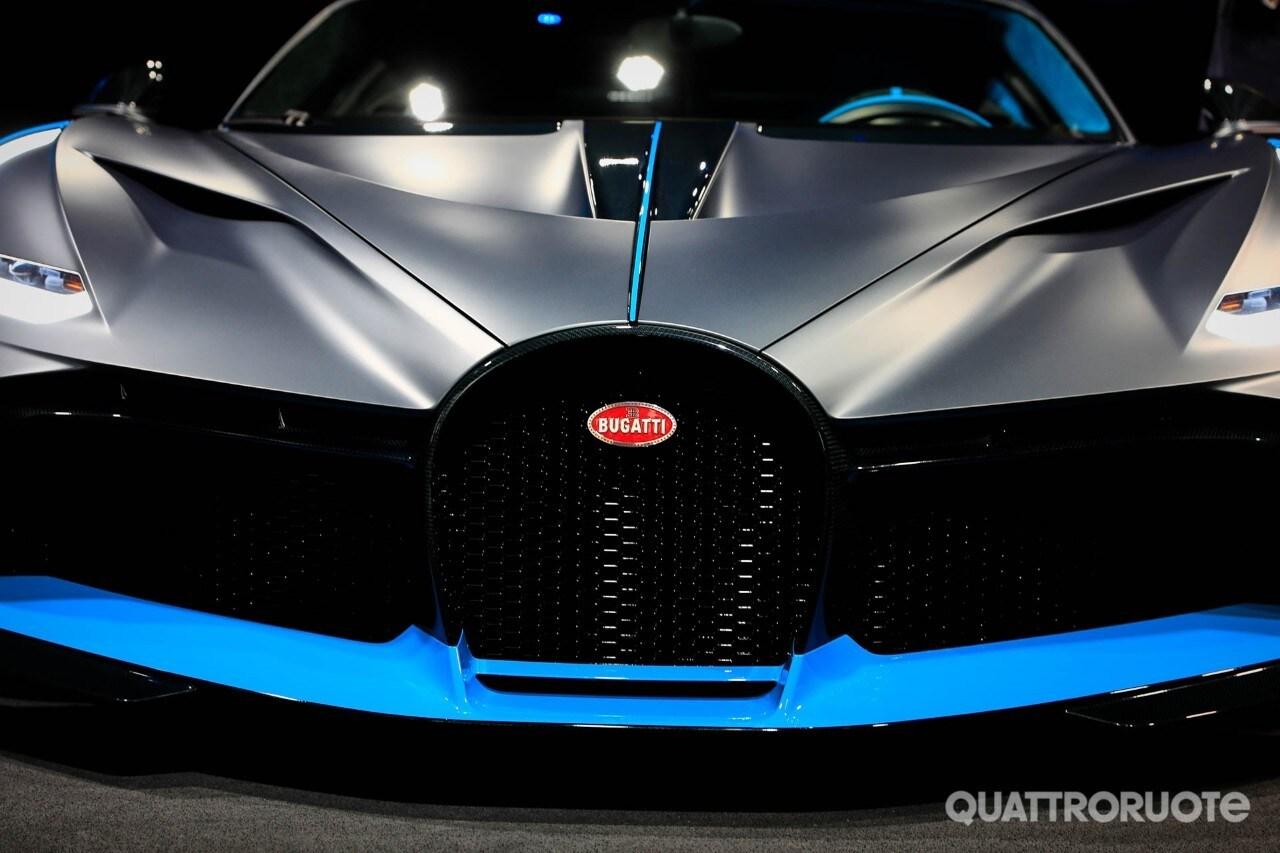 Bugatti Festeggia 110 Anni E Dice No All Ipotesi Suv Quattroruote It