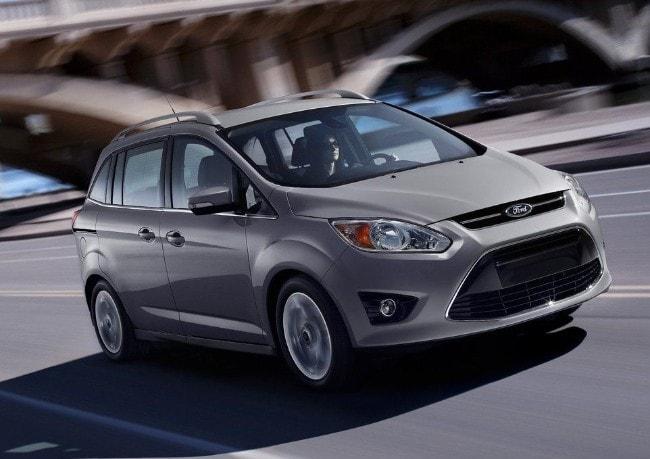 Ford C Max 2014 Foto E Immagini Esclusive Quattroruote It