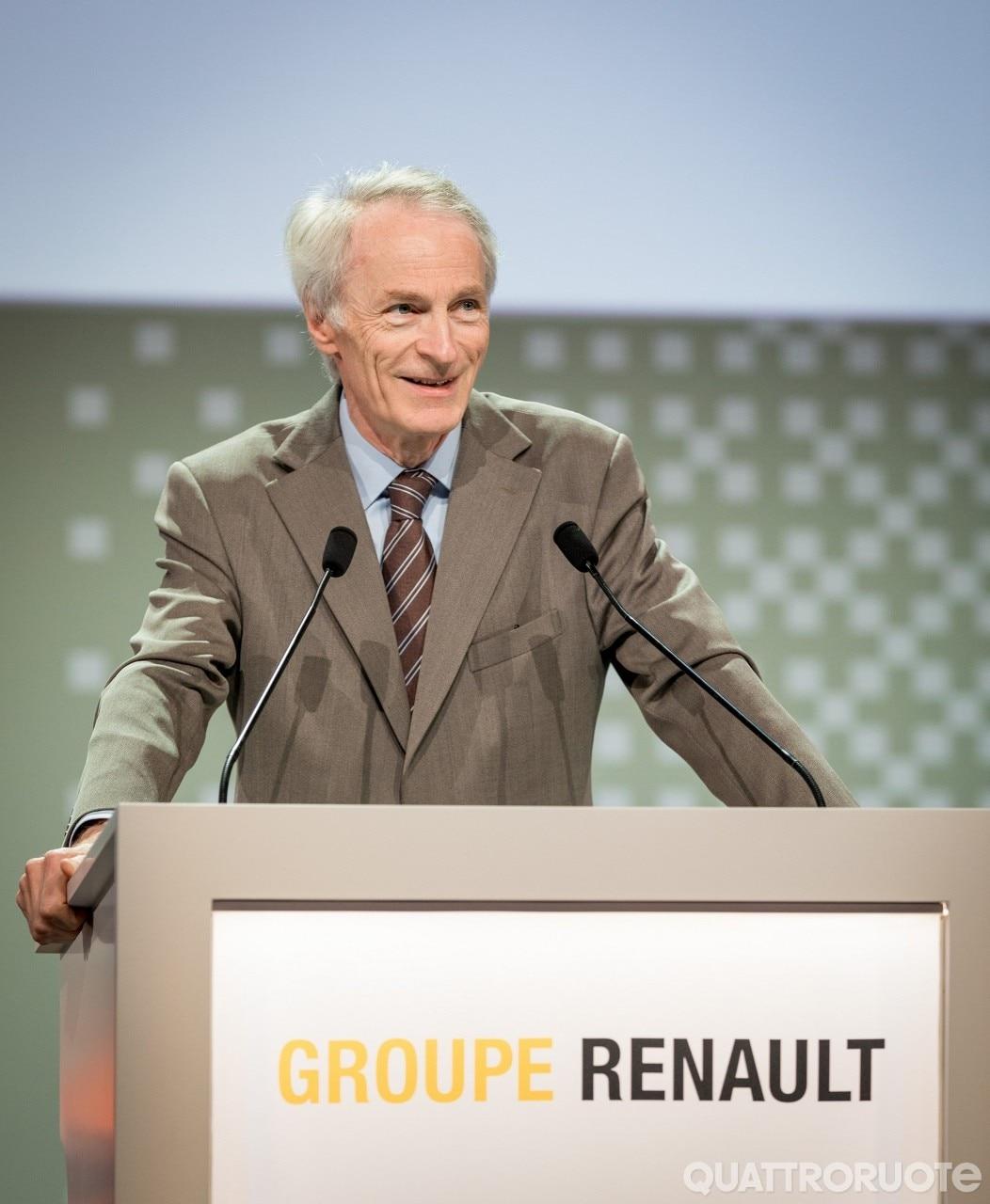 FCA-Renault - Senard: la questione è ormai chiusa