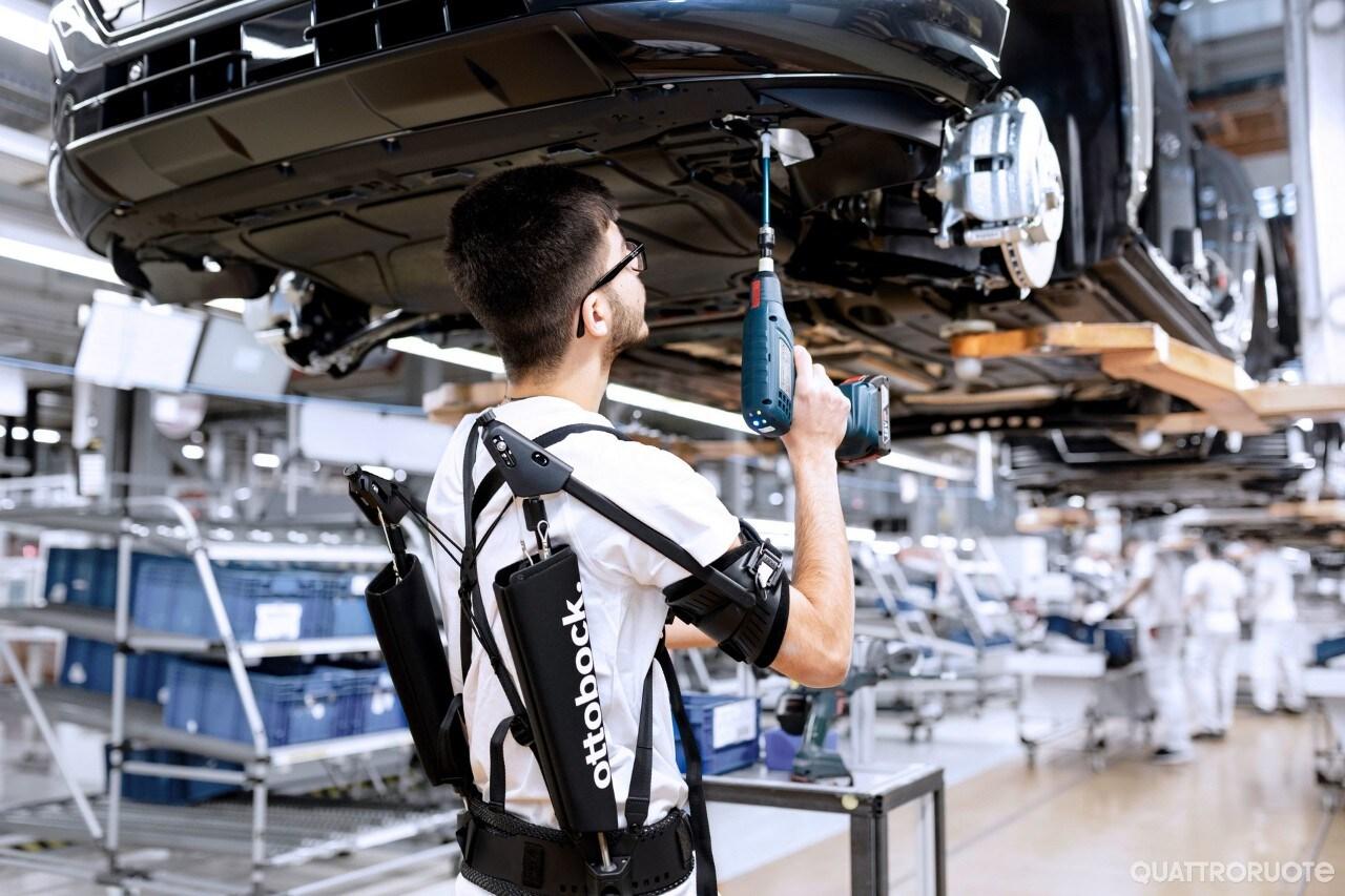 Offerte Lavoro Architetto Germania automotive: in germania previsti 410.000 tagli per l'elettrico