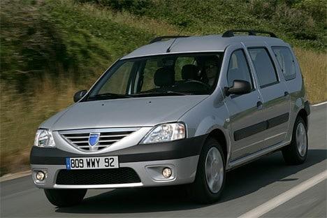 Gruppo Renault Investe Nella Dacia Industria
