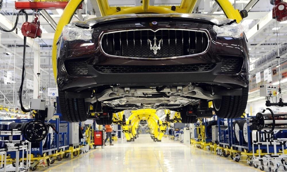 Maserati - Stop alla produzione per sei settimane