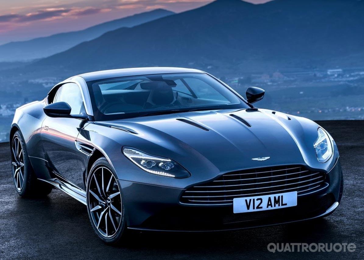 Aston martin svelati i piani per i futuri modelli for Quattro piani di garage per auto