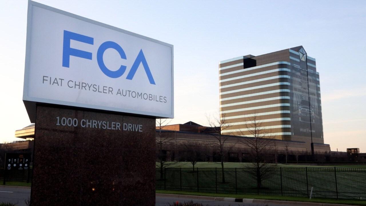 Gruppo FCA Airbag difettosi, richiamo globale per 1,9 milioni di auto