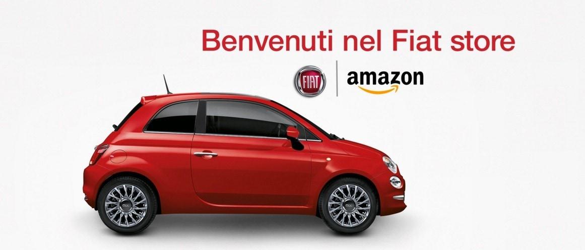 Gruppo FCAPerché conviene comprare le Fiat su Amazon