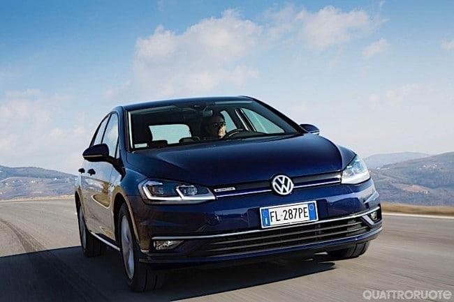 Volkswagen il successo della gamma a metano fa sospendere gli