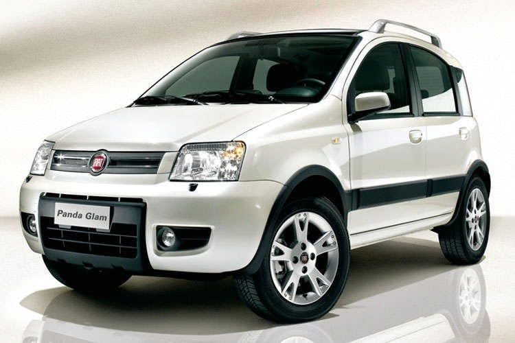 fiat panda glam glamour integrale. Black Bedroom Furniture Sets. Home Design Ideas