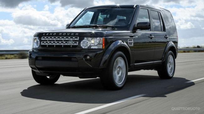Land Rover Discovery 4 Aggiornati Gli Allestimenti Quattroruoteit