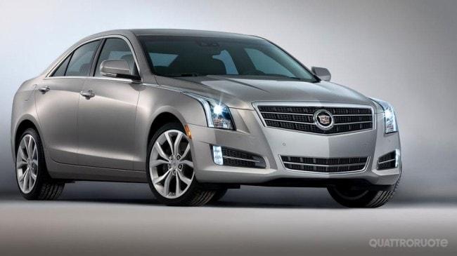 Tonelli Design Listino Prezzi.Cadillac Ats Il Listino Prezzi Per L Italia Quattroruote It