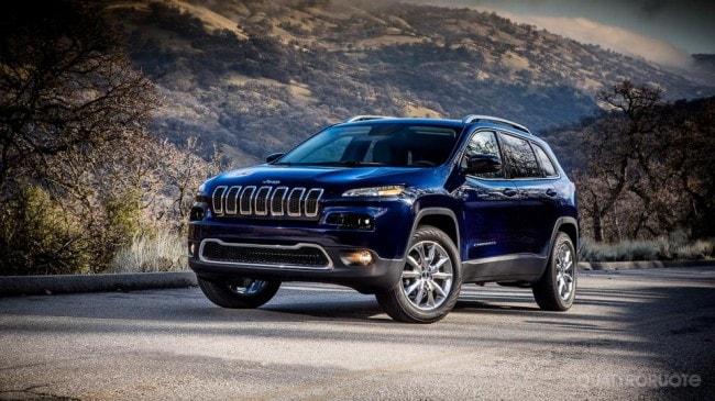 Schemi Elettrici Jeep Cherokee : Nuova jeep cherokee anima off road forme da crossover video