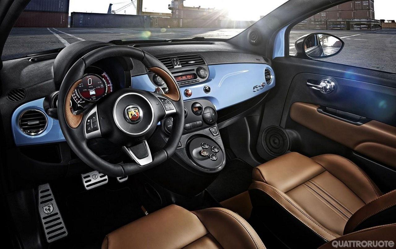 Abarth 500 model year 2014 arriva in concessionaria la versione aggiornata quattroruote it