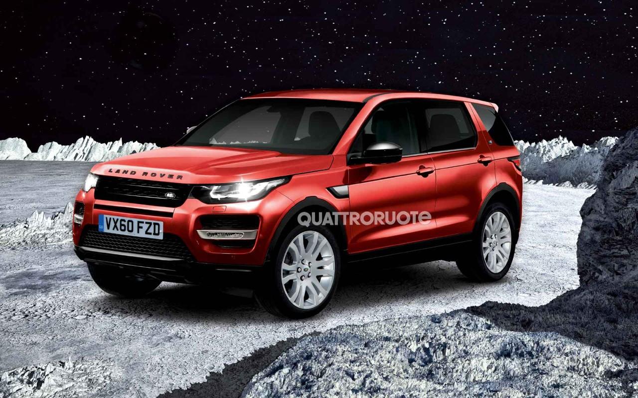 Land rover discovery sport addio freelander cambia anche il nome quattroruote it