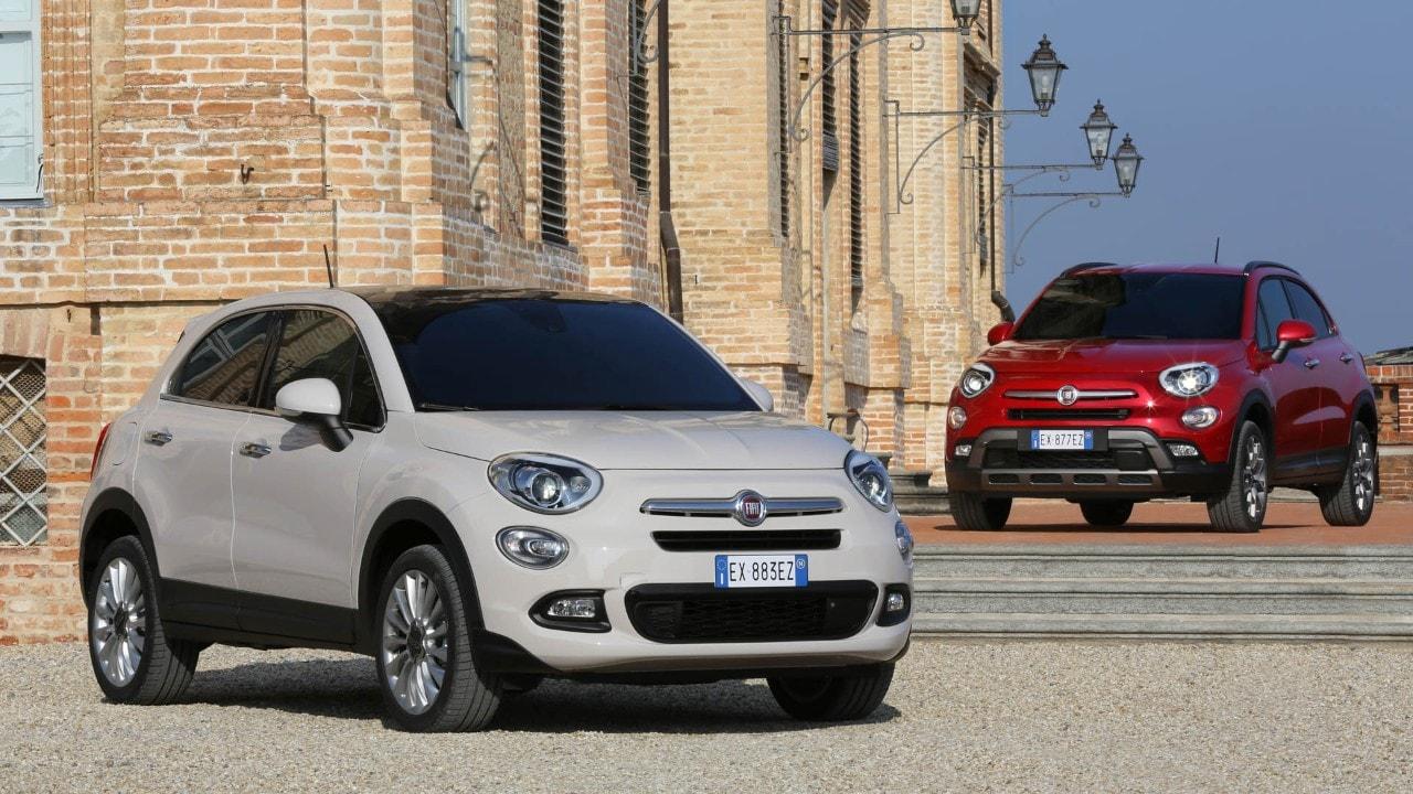 Fiat 500X - Il listino prezzi parte dai 17.250 euro della Web Edition [video]