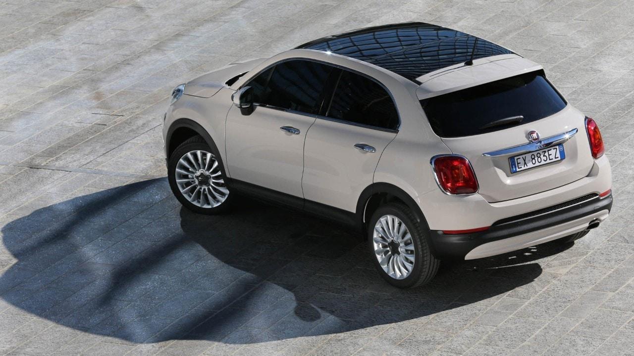 Fiat 500X - Gli allestimenti per l'Italia in tutti i dettagli