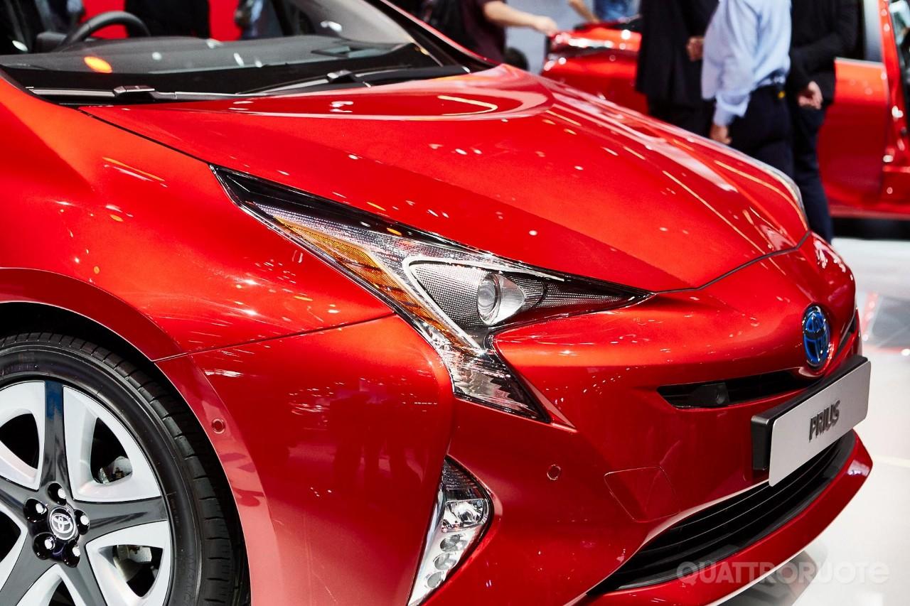 Toyota tutte le novit e i prototipi a francoforte video quattroruote it