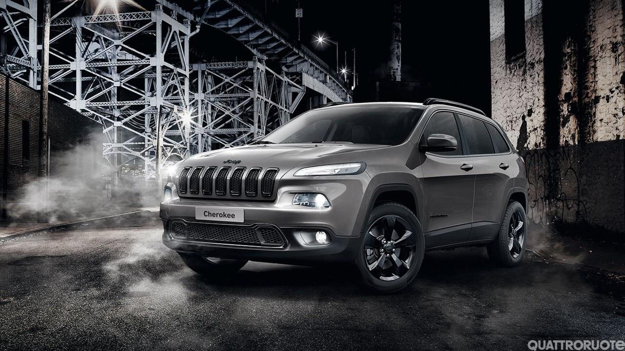Jeep Cherokee Night Eagle - In edizione limitata a partire da 46.750 euro