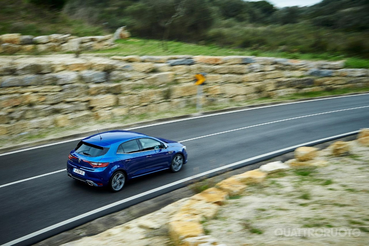 Nuova Renault Mégane - Listino prezzi Italia da 18.650 euro