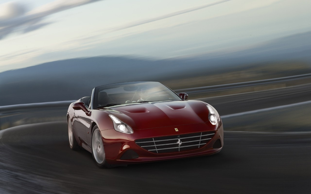 Ferrari California T - Ora anche in versione Handling Speciale