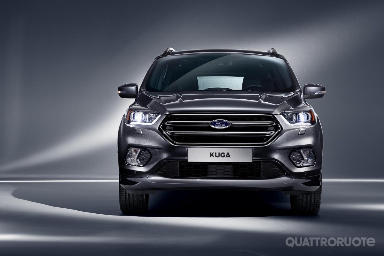 Ford kuga aggiornamento all insegna della tecnologia con il sync 3 quattroruote it