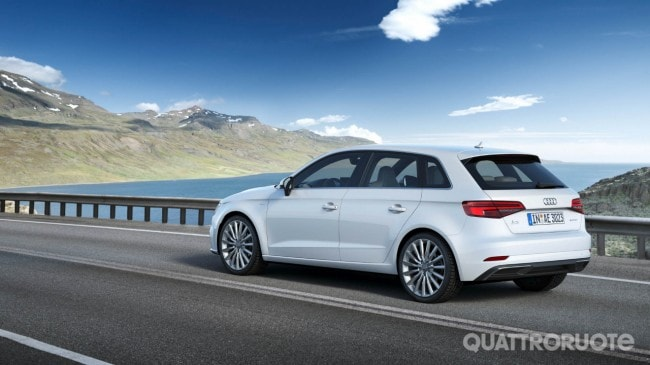 Audi a3 ecco il tanto atteso restyling for Audi a3 restyling 2017