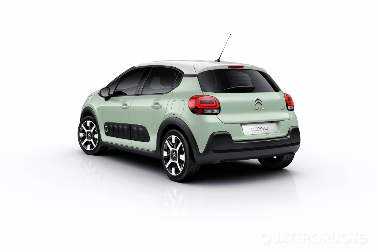 Unveiled: 2020 Citroen C3