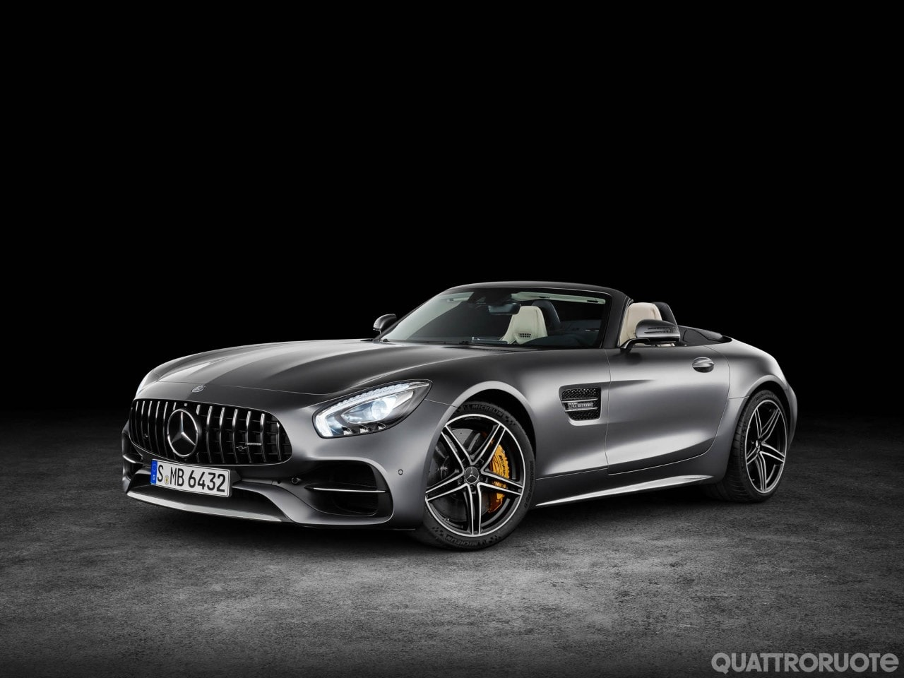 Mercedes AMGEcco le nuove roadster GT e GT C
