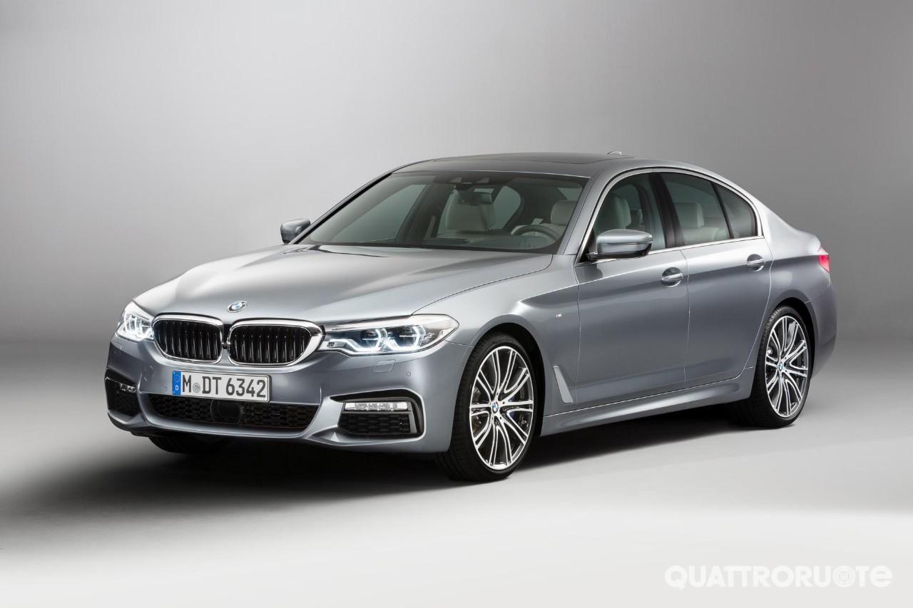 Nuova BMW Serie 5In rete le prime foto