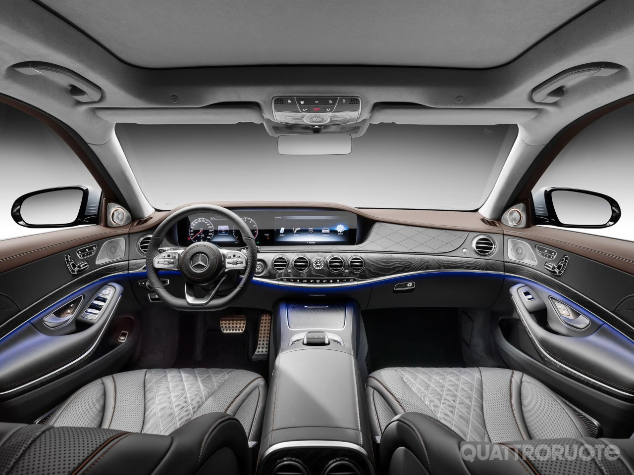 Mercedes Classe S >> Mercedes Classe S 2018 2019 Car Release And Reviews
