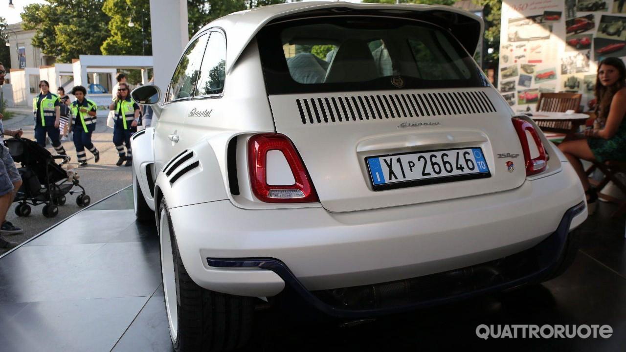 Fiat 500 Giannini Un Mostro Di Potenza Da 154 000 Euro