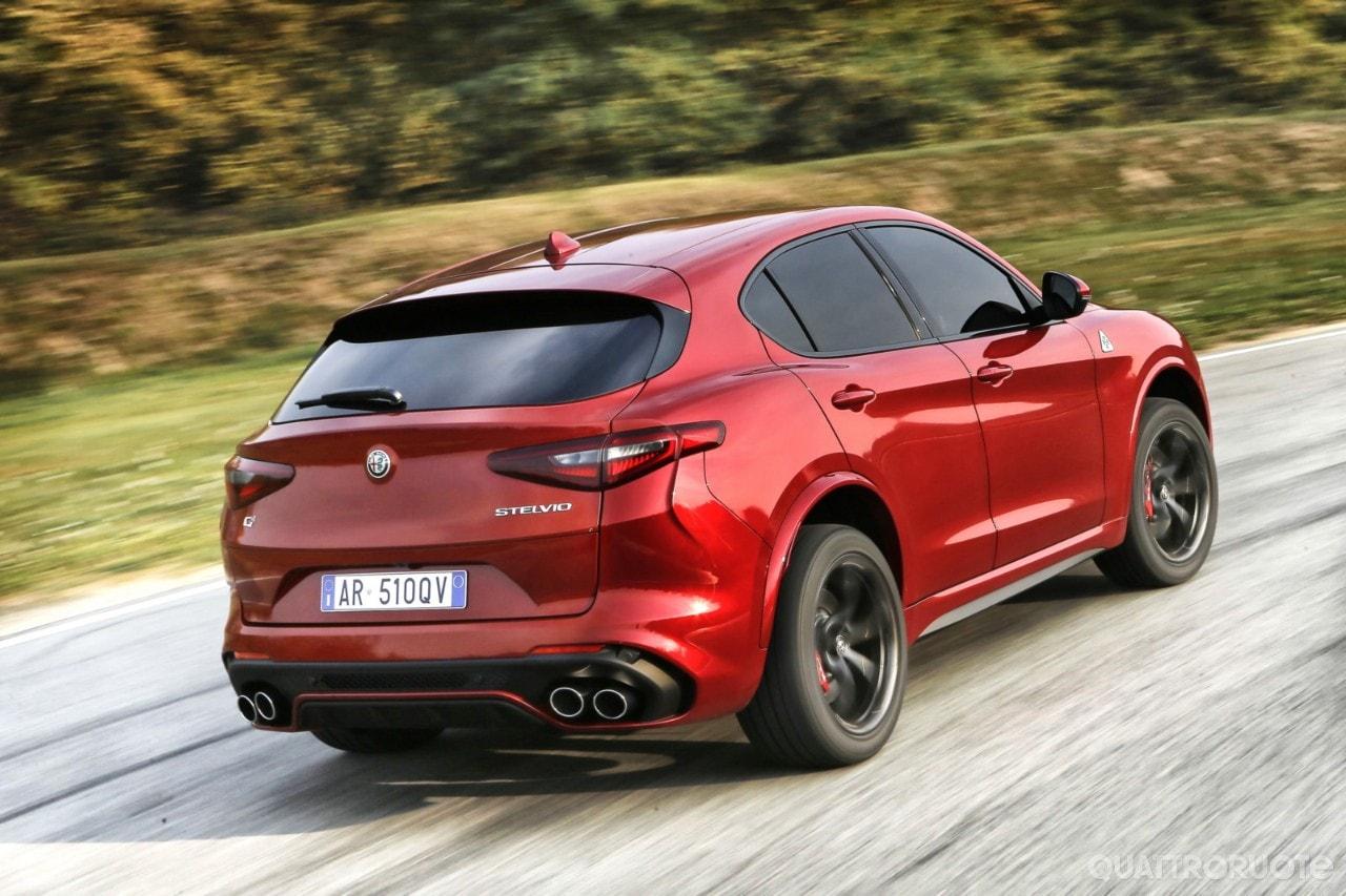 Alfa Romeo Stelvio Prezzi E Caratteristiche Della Quadrifoglio