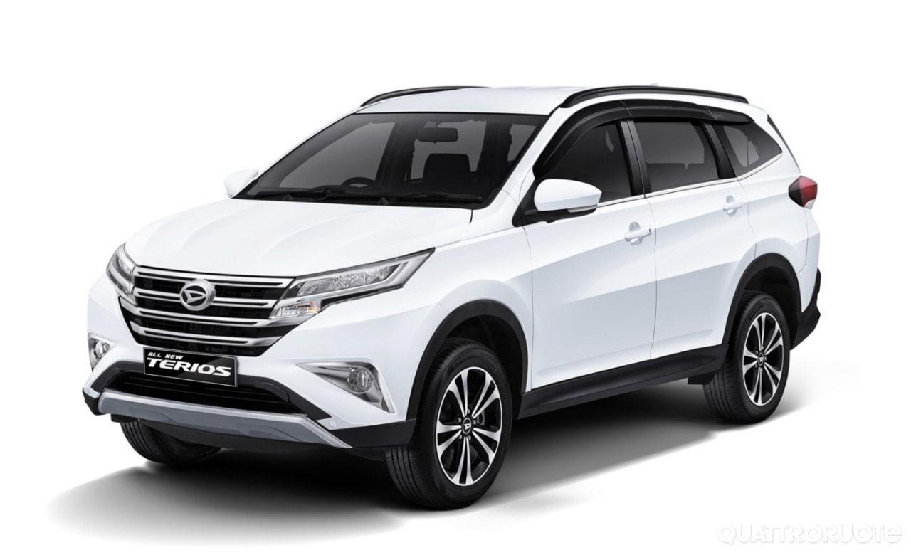 Daihatsu Terios La Nuova Generazione Debutta In Indonesia Quattroruote It