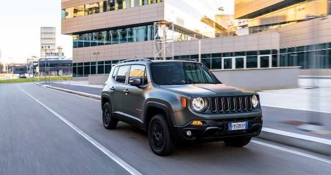 Jeep Renegade Porte Aperte Per Il Nuovo Allestimento Hyper