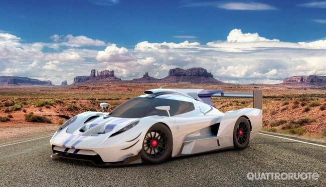 Meridiani Montagne Calendario 2020.Scuderia Cameron Glickenhaus La Hypercar 007 Per Le Mans