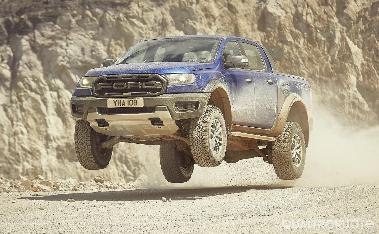 Ford Ranger Raptor - Il Raptor arriva in Europa