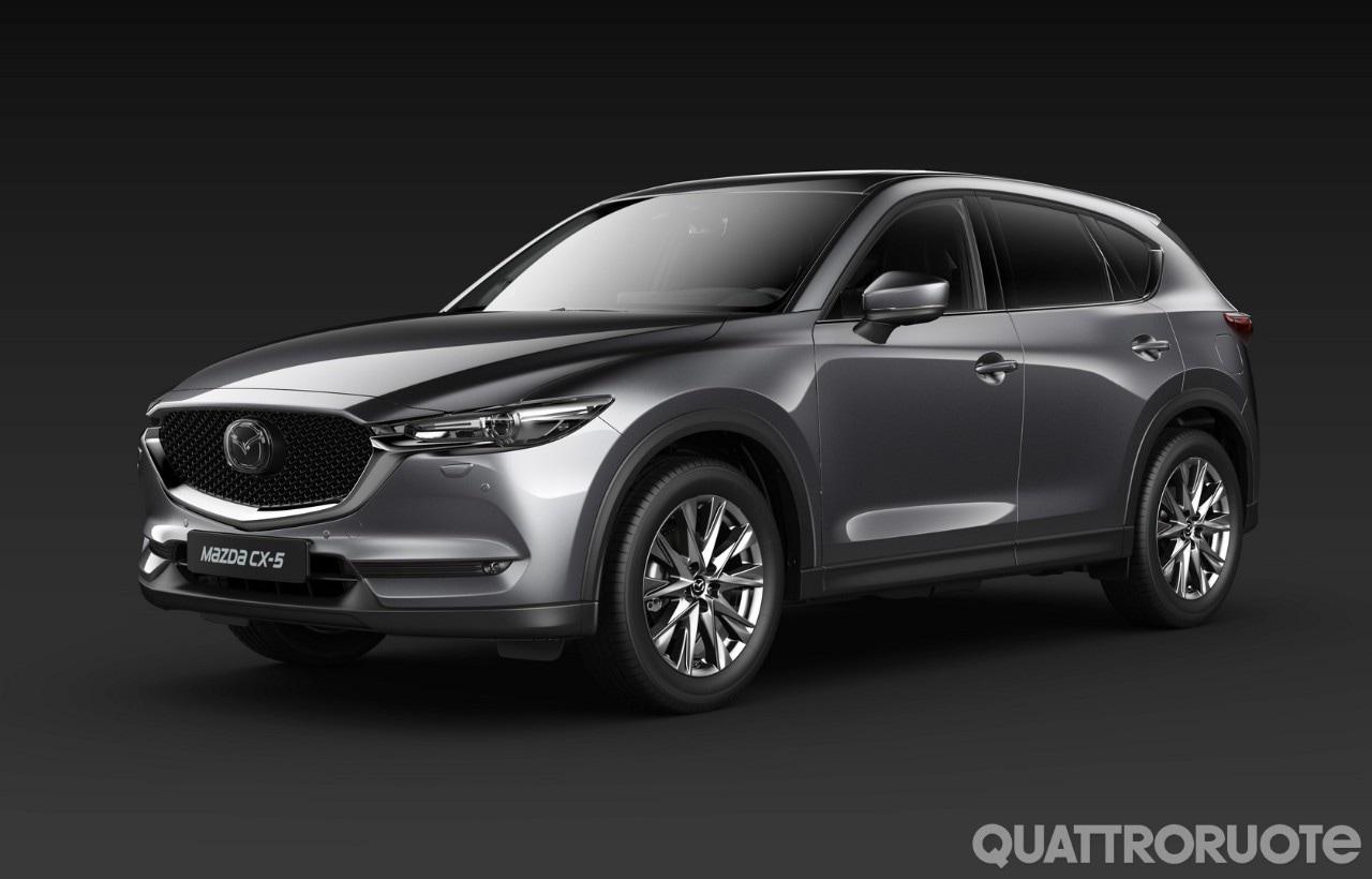 Mazda CX-5 - La my 2019 in Italia con prezzi da 29.400 euro - Quattroruote.it