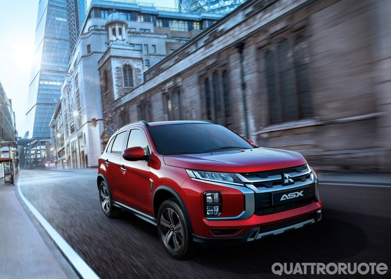 Mitsubishi Asx 2021 Uscita Rumors