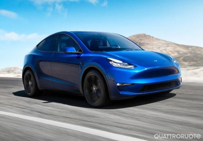 Tesla Model Y Tutti i dettagli della Suv elettrica