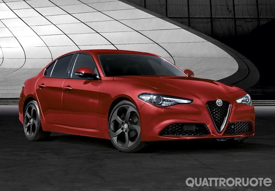 Alfa Romeo Giulia Sport-Tech: prezzo, dimensioni e foto
