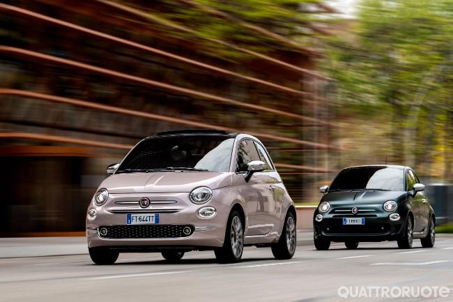 Fiat 500 Star E Rockstar Colori Interni Motori Prezzo
