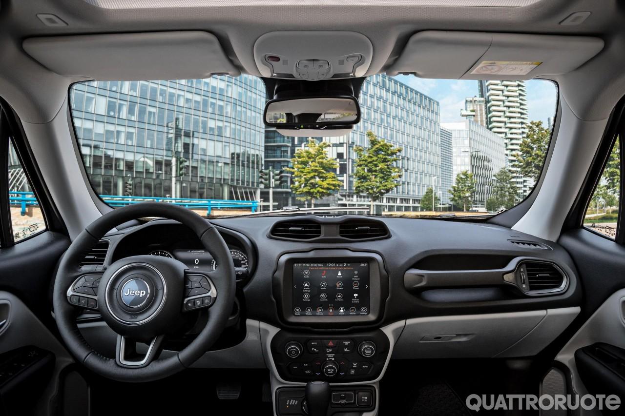 Jeep Renegade My2020 Prezzo Motori E Versioni Quattroruote It