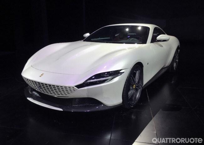 Ferrari Roma prezzo, motore, prestazioni e uscita