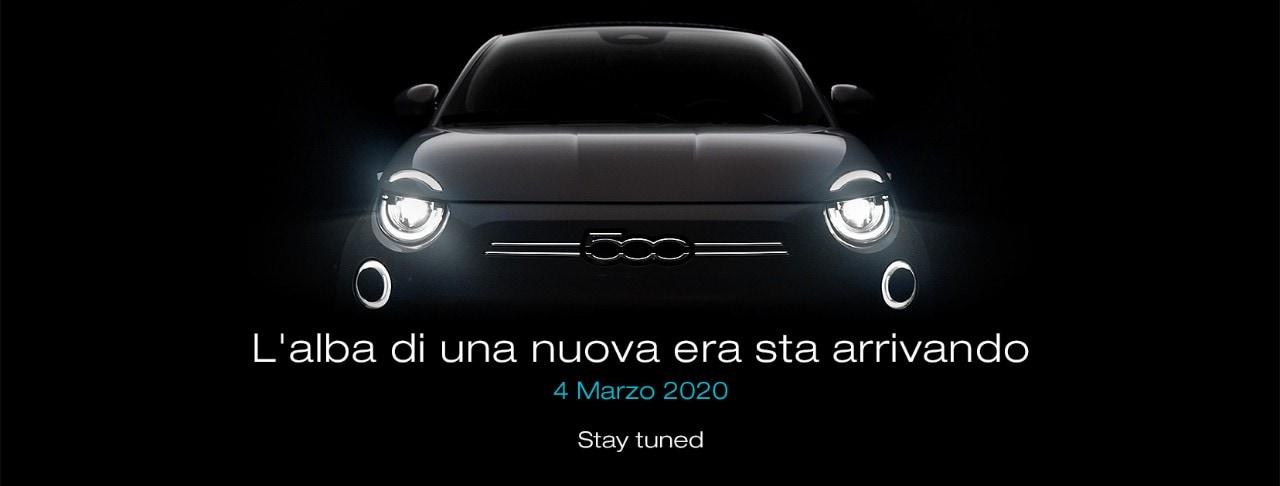 2020 - [Fiat] 500 e - Page 16 Nuova-Fiat-500