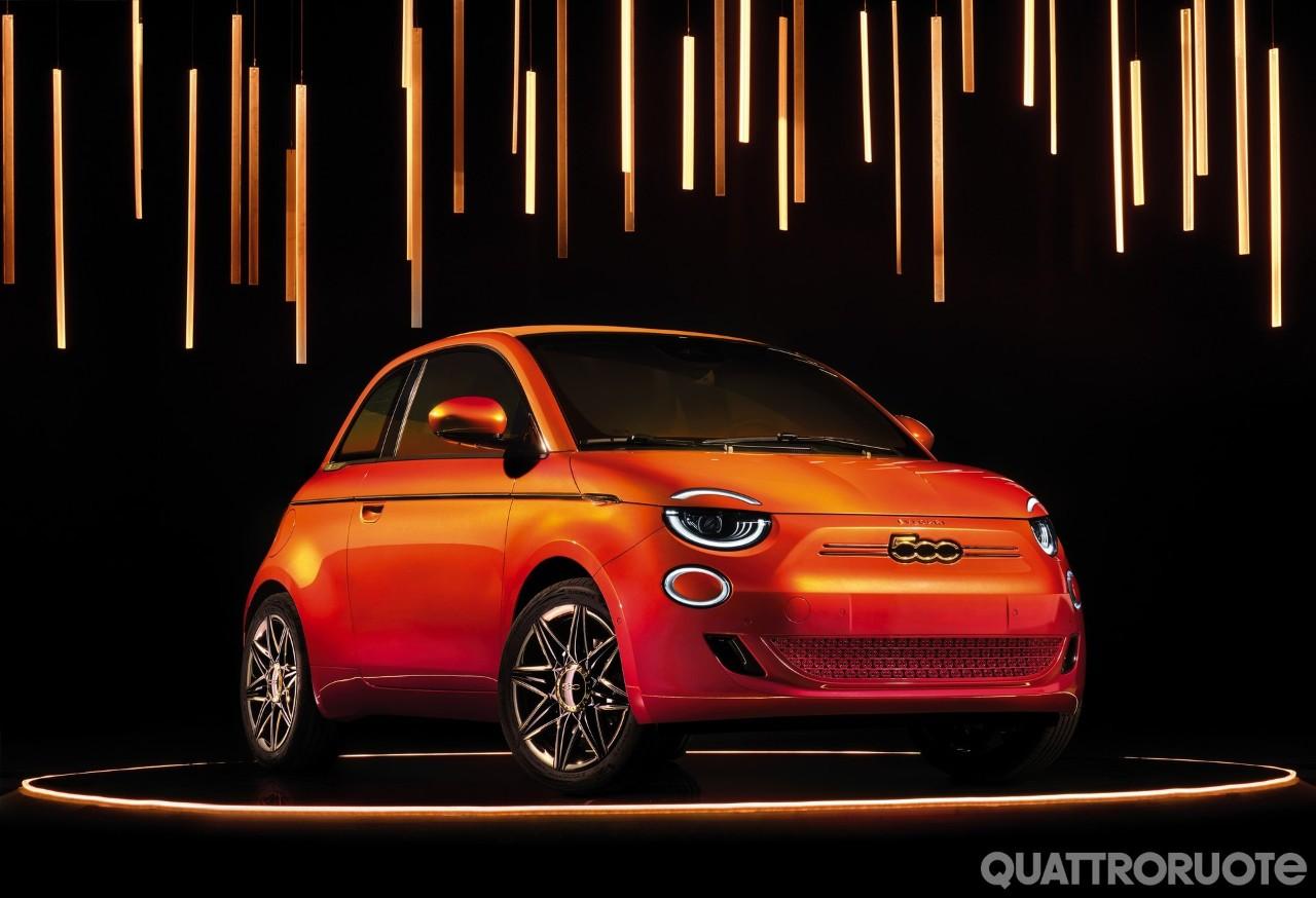 Fiat 500e (2020) 47