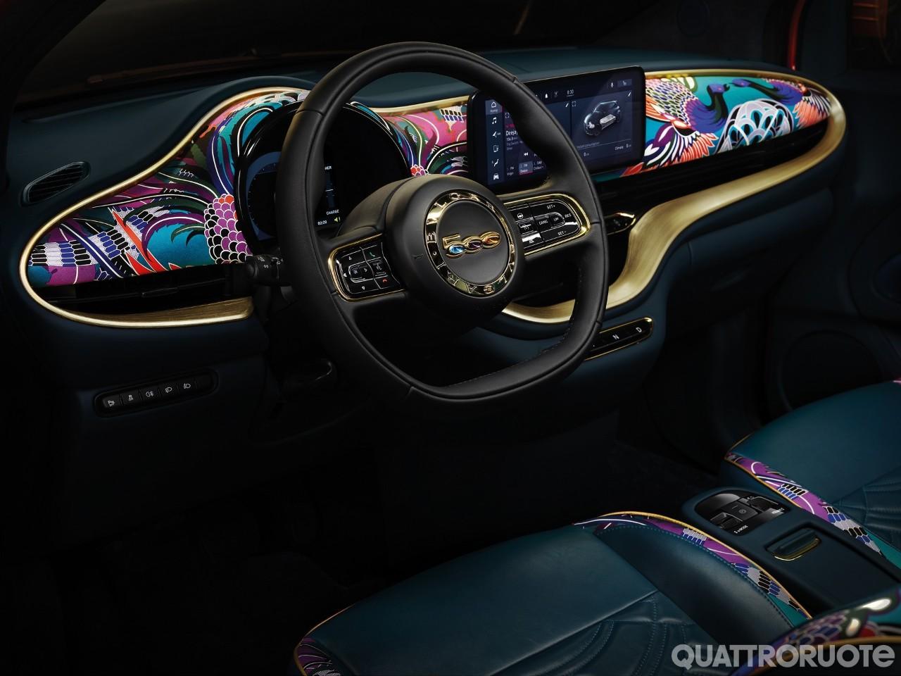 Fiat 500e (2020) 48