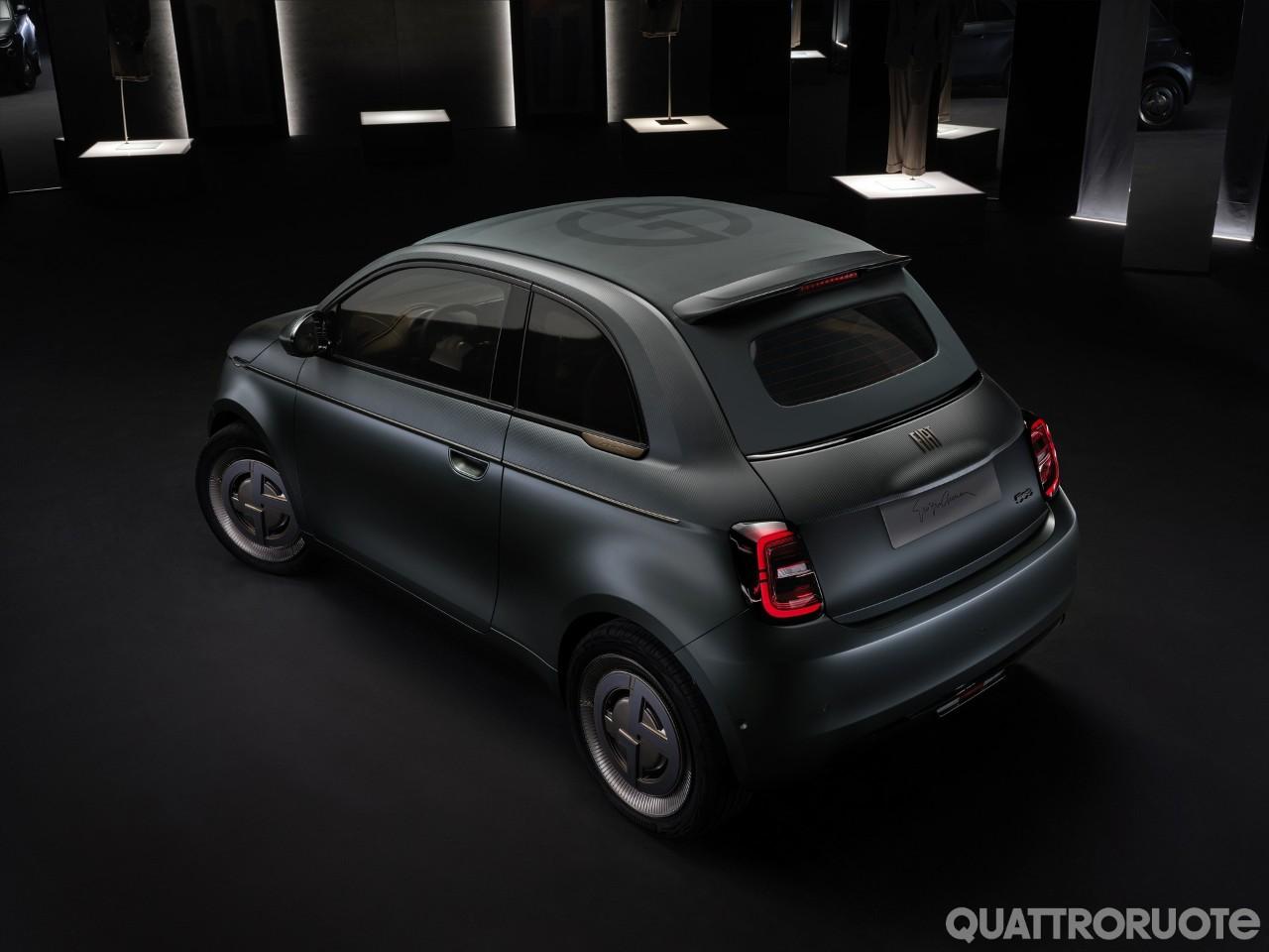 Fiat 500e (2020) 50