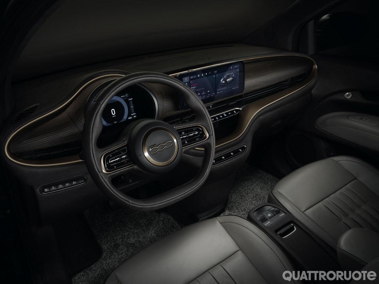 Fiat 500e (2020) 51